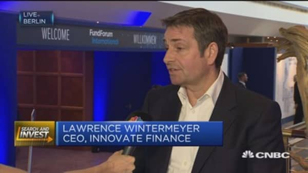 UK must remain magnet for global talent, despite Brexit: Innovate Finance CEO