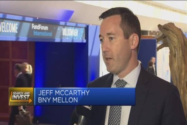 Cost pressures being put on active investors: BNY Mellon