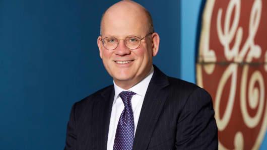 John Flannery, GE