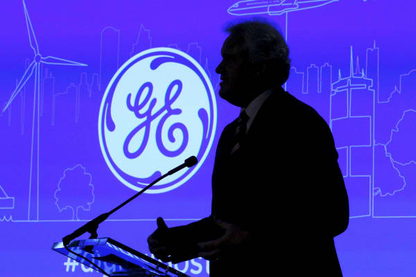 jeff immelt - General Electric