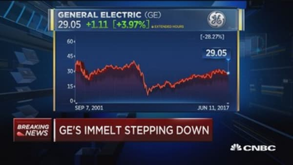 Right time for change at GE: Cramer