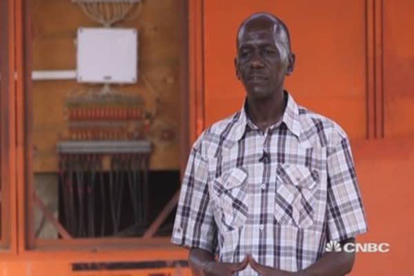In Kenya, micro grids are changing lives