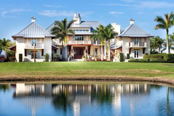 A home in Merritt Island, Florida.