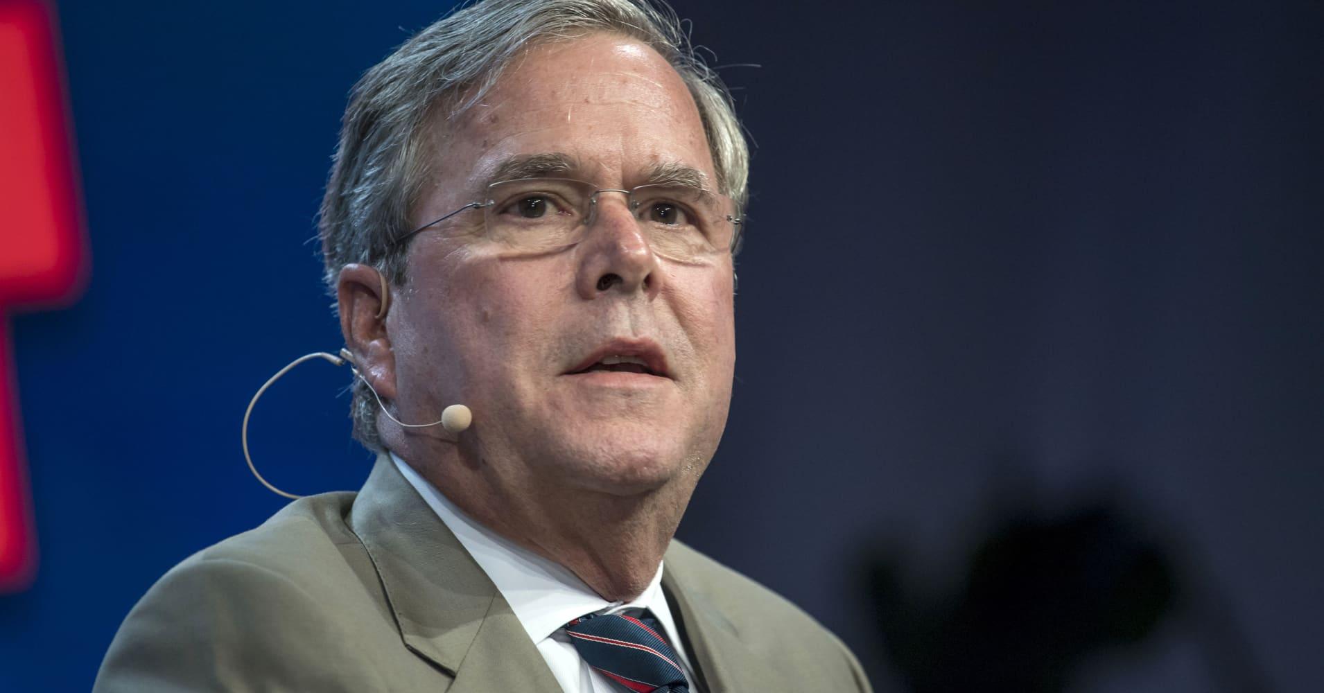Jeb Bush Quotes Watch Jeb Bush Speak