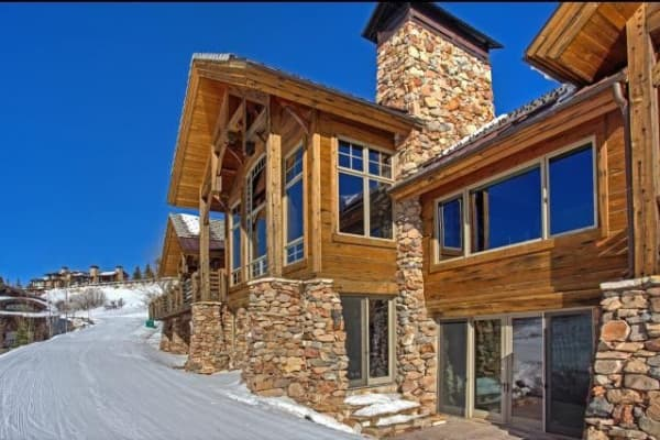 A home in Park City, Utah.