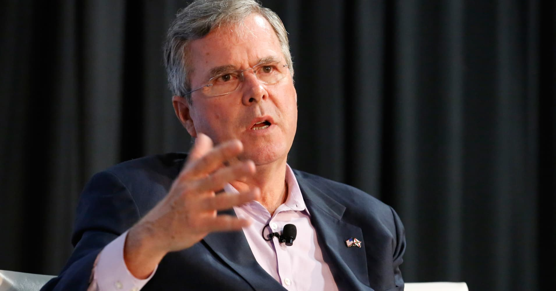 Jeb Bush: 'I don't know' if I'd ever run again, but I'd never do what Trump did to get elected