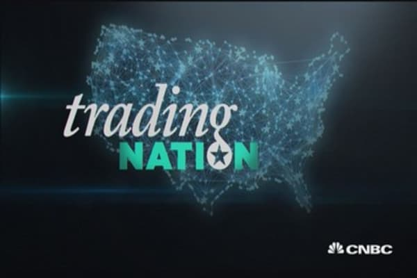 Trading Nation: Buy the chip stock dip?