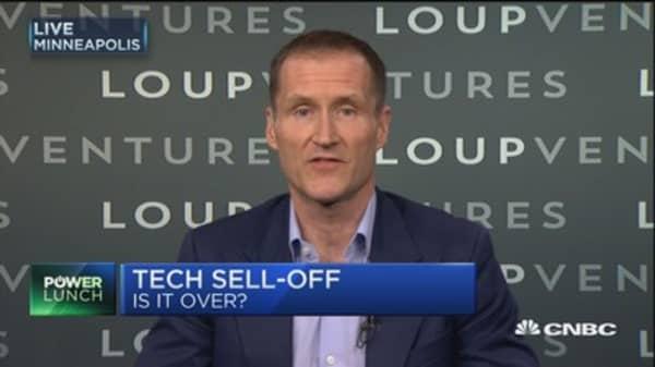 Room for a pullback in tech: Gene Munster