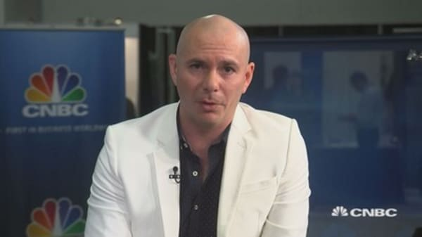 Pitbull from eMerge on Cuba