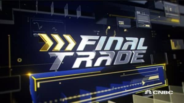 """Fast Money"" final trades: GE, AMD, and more"