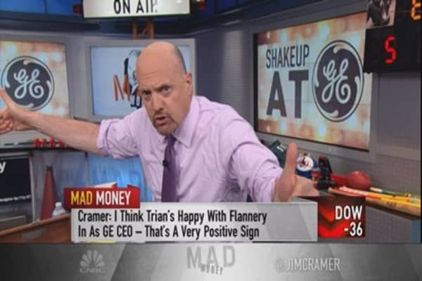 Bull case for staying in GE through the shakeup