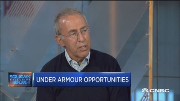 Ron Baron: Under Armour in 6-month holding period