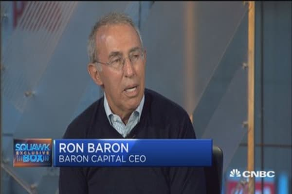 Ron Baron: Tesla could hit $1000 by 2020