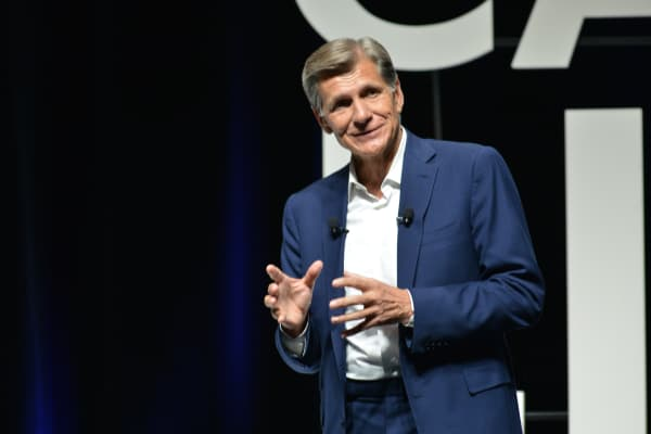 P&G's Marc Pritchard at Cannes Lions in June 2016