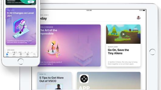 Handout: iOS 11 App Store