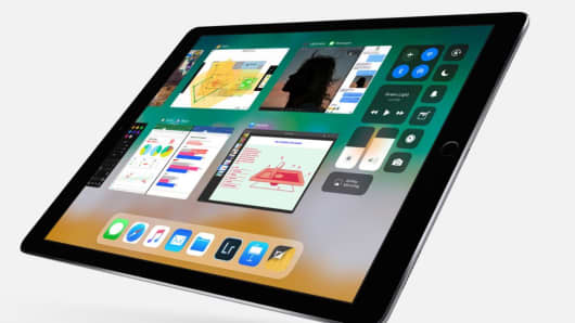 Handout: iOS 11 on iPad