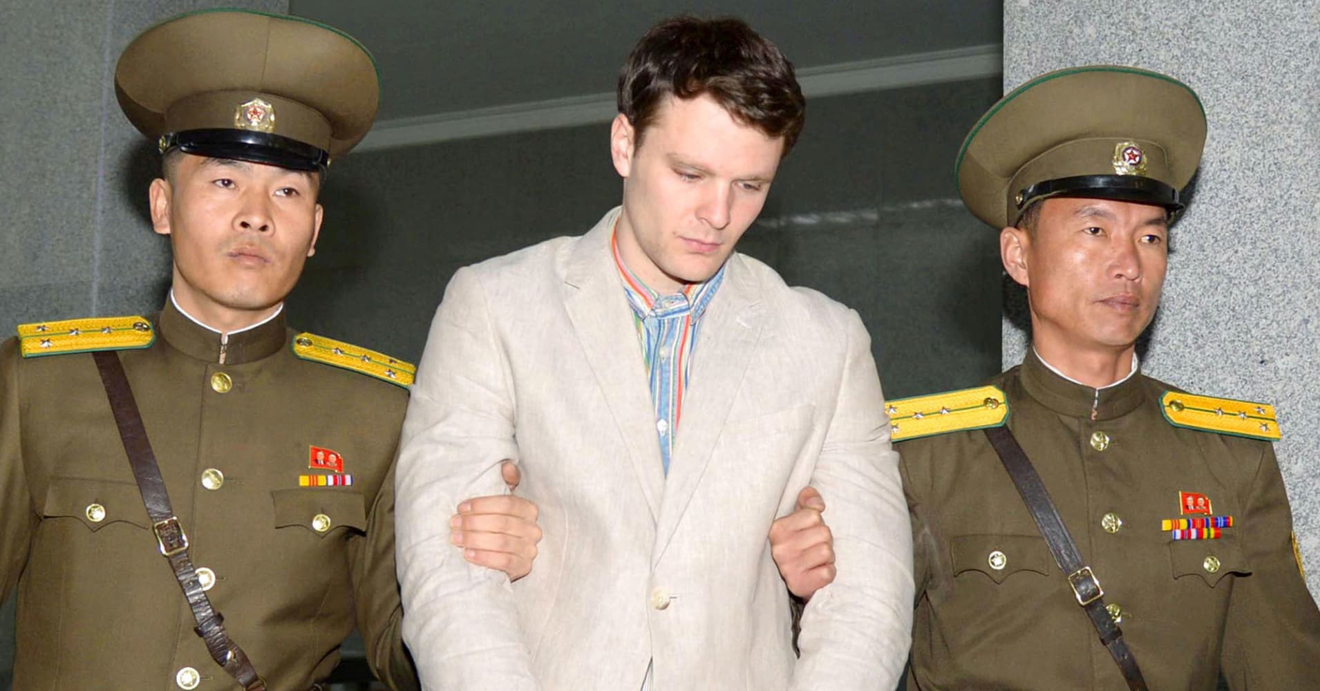 North Korea and the death of Otto Warmbier weigh on US-China relations