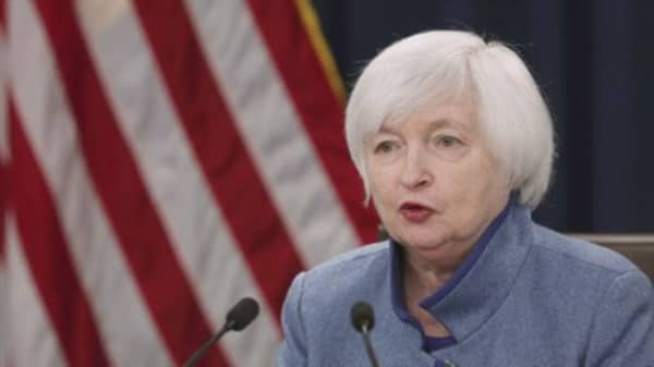 Trump reportedly told Yellen he considers her a 'low-interest-rate' person like himself