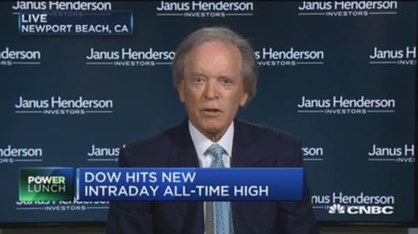 Not much fiscal policy can do about slow economic growth: Bill Gross