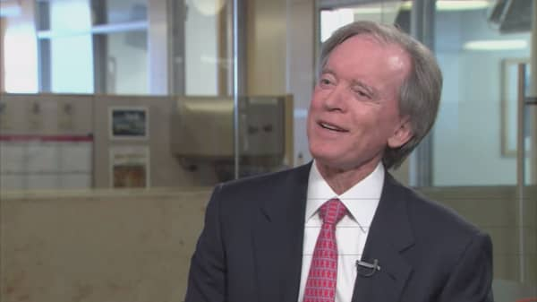 Bill Gross says all financial markets are 'increasingly at risk'