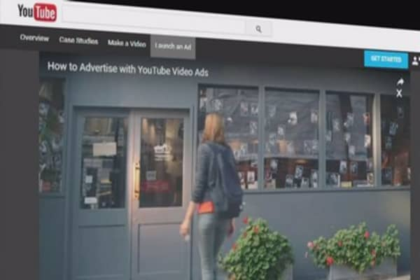 Google's still trying to get some 'high-profile' brands back after YouTube ad crisis