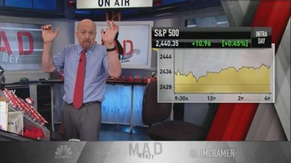 Market's cross-currents make sense of the selloff