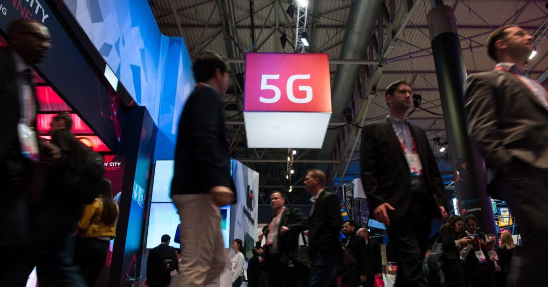 IBM, Vodafone launch 5G AI venture in Europe