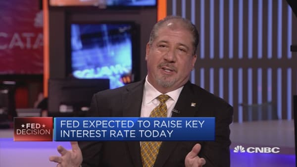 How fast and how much Fed rates rise is the big question: EY global CEO