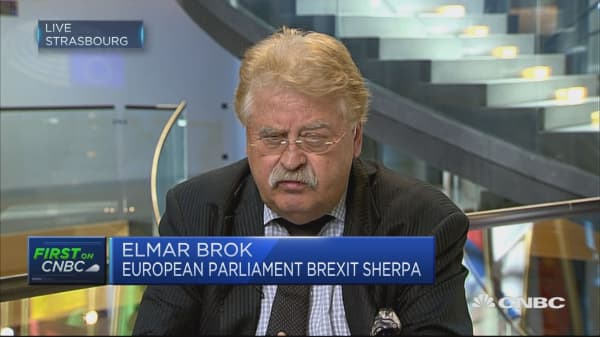 UK has no Brexit negotiating strategy: Union of European Federalists