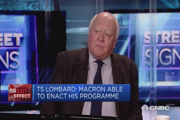 Macron could open door to a more efficient France: TS Lombard