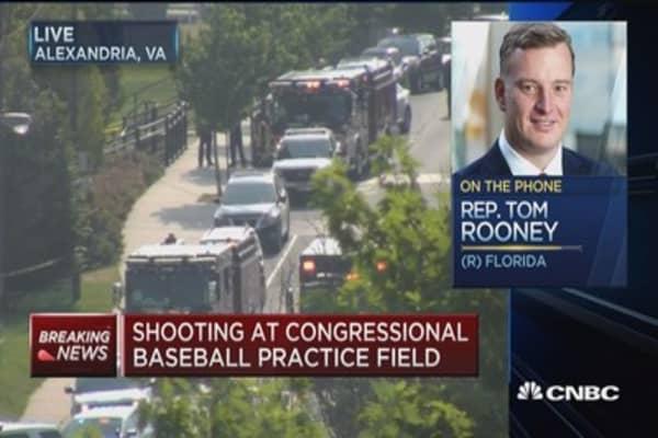 DC shooting 'shocking': Rep. Rooney