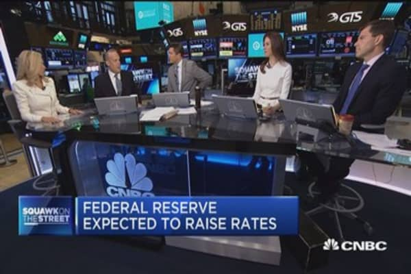 Fed expected to hike but does disappointing data affect forecast?