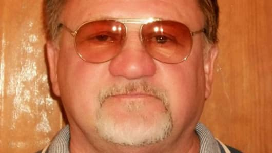 James Hodgkinson, the alleged shooter at the Congressional Republicans baseball practice in Alexandria, Virginia.