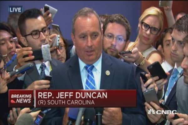 Rep. Duncan: I assume shooter was targeting Republicans