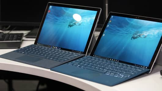 CNBC Tech: Surface Pro review 5
