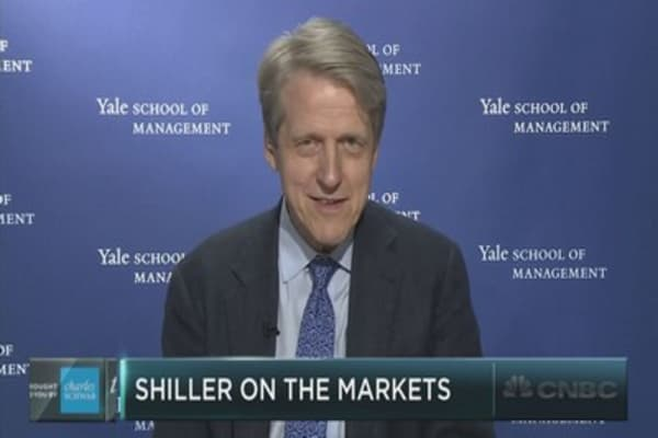 The full post-Fed interview with Robert Shiller