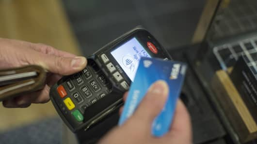 UK CASHLESS PAYMENTS