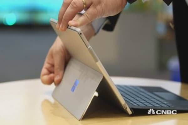 Microsoft's Surface Pro is here and it's really expensive