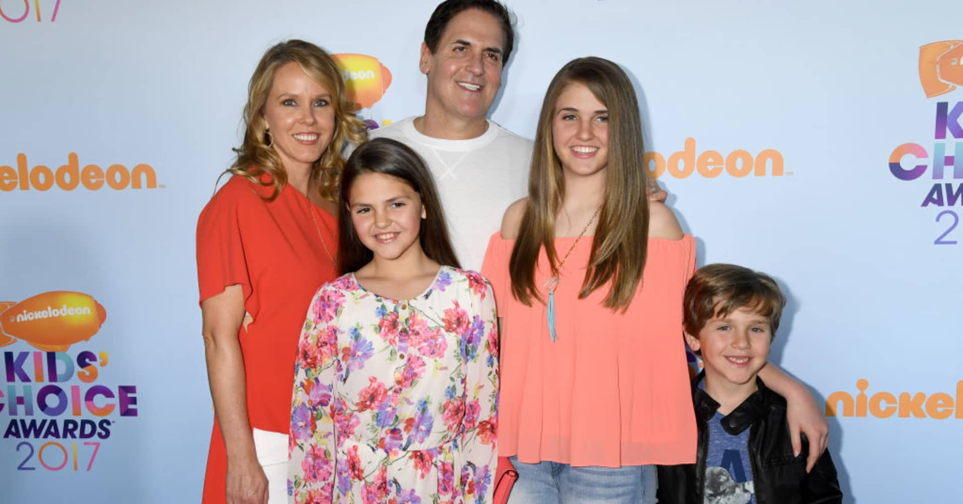 Mark Cuban Wife Family Kids House Net Worth Height