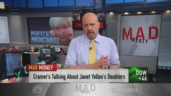 Why Yellen was right on 'Trump effect'