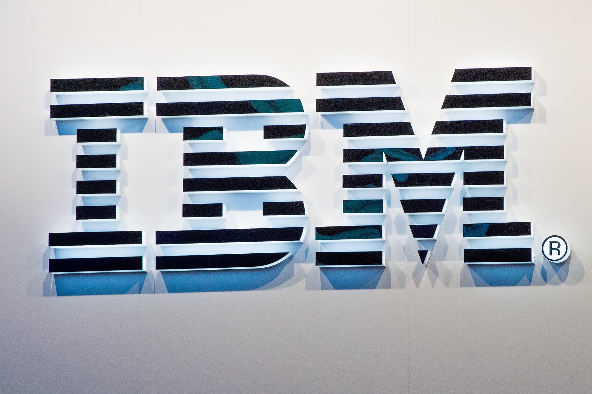 Ibm shares to weigh on the dow biocorpaavc