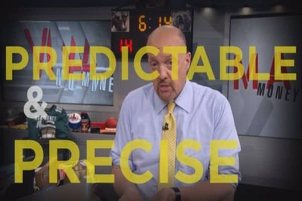 Cramer Remix: Why the Fed has become a paragon of predictability