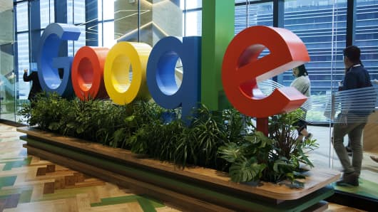 Google Inc. APAC Headquarters, Singapore