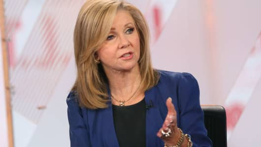 Marsha Blackburn to run for US Senate as 'hardcore, card-carrying' conservative