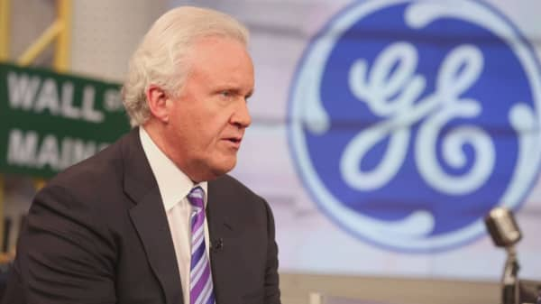 Robots taking jobs in five years is BS, GE CEO Jeff Immelt says