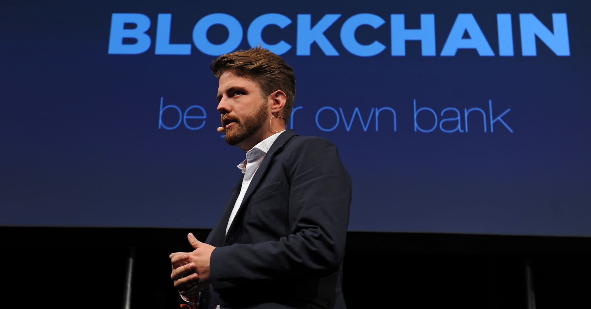 Bitcoin wallet start-up Blockchain raises $40 million from Google