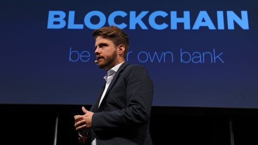 UK-founded tech startup Blockchain secures $40m Series B