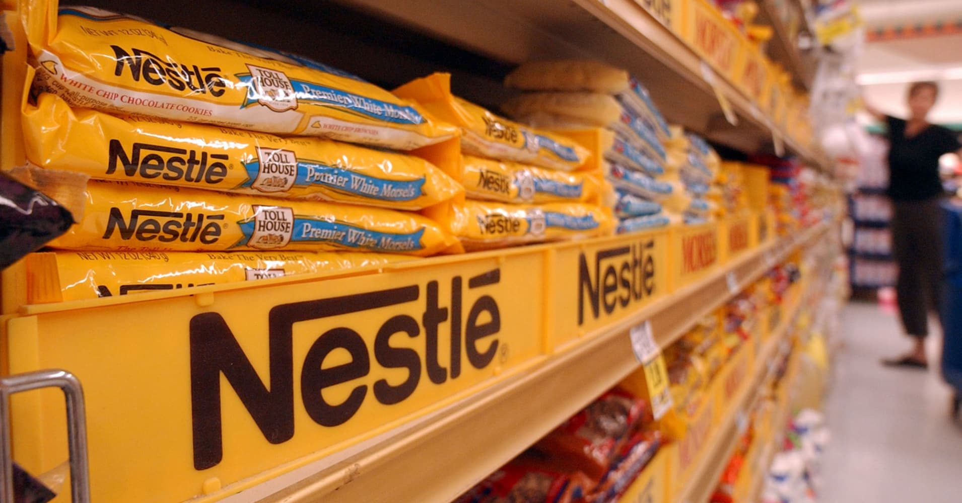 Nestle to pick US chocolate business buyer by end of week: Report