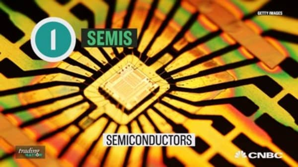 Will the semiconductor slide continue? What Rich Ross is watching