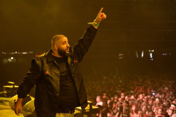 This life lesson helped DJ Khaled build his empire